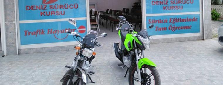 A1 - A2 Motorsiklet Ehliyeti