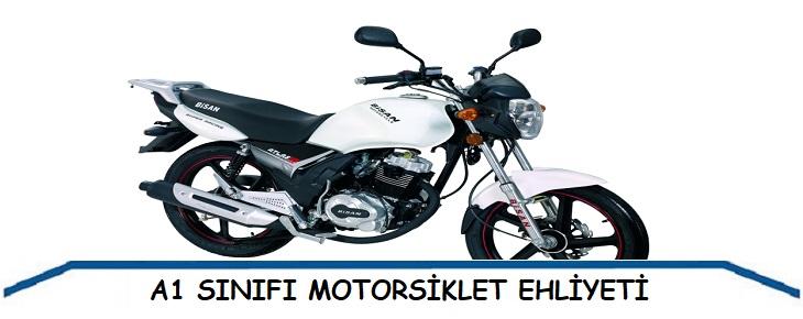 A1 - Motorsiklet Ehliyeti