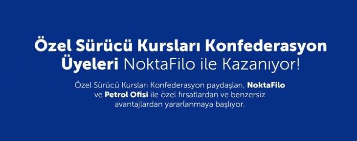 Konfederasyon Üyeleri NoktaFilo ile Kazanıyor