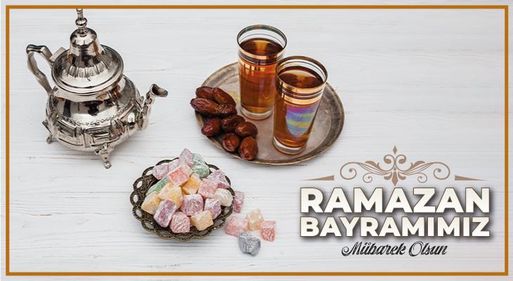 Ramazan Bayramınız Kutlu Olsun