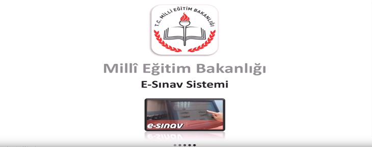 E-Sınav Tanıtım Videosu